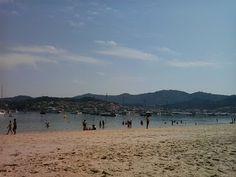 Playa de Arneles. bebeteca.