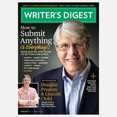 1 Year Of Writer's Digest, $15, now featured on Fab.