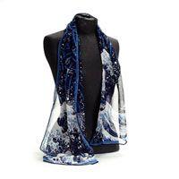Fuji Wave scarf (British Museum exclusive)