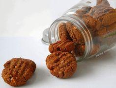 Receita de Biscoito integral