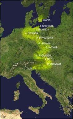 La seconda volta che i Longobardi discesero in Italia