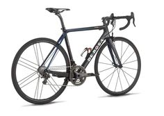 Campagnolo Shamal Mille - the sexiest wheels around on De Rosa King RS