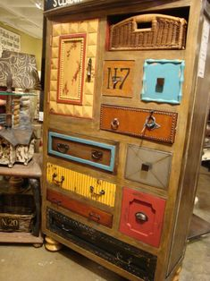upcycle with drawers