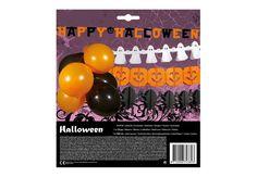 Boland 74389. – Halloween Party Set Luftballons Girlanden: Amazon.de: Küche & Haushalt