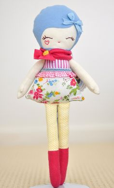 Etsy Transaction - Love lulu doll...Jimima