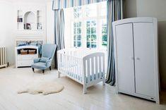 White Nursery Furniture - Via Boori