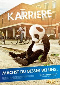 The Railway Industry Association in Germany: Panda http://adsoftheworld.com/media/print/the_railway_industry_association_in_germany_panda