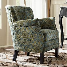 Paisley Chair From Through The Country Door® Living Room Chair Ideas Great Ideas