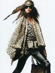 Vogue Germany - Wild Thing