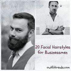 Professional Beard Types-twenty Facial Hairstyle for Businessmen - http://www.2016hairstyleideas.com/beauty/professional-beard-types-twenty-facial-hairstyle-for-businessmen.html