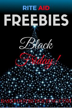 rite aid black friday freebies free deals