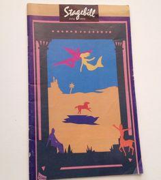 Stagebill 1993 Death and The Maiden Gary Sinise Steppenwolf Theatre Chicago IL