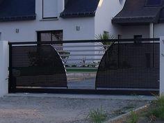portail métallique l'art de fer