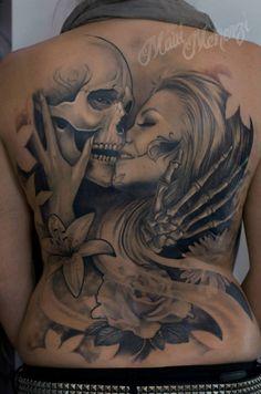 maui meherzi: Skull | Tattoos von Tattoo-Bewertung.de