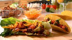 Tacos ensoleillés, tacos sans coquille! Tacos, Mexican, Ethnic Recipes, Food, All Recipes, Favorite Recipes, Essen, Yemek, Mexicans