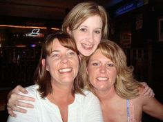 Lana, Traci and Me... A night out