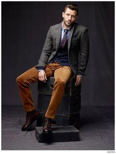 John Halls Models Wall Street Styles + Activewear for Simons image Simons John Halls 010 800x1067
