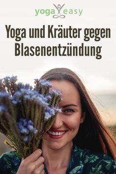 Blasenentzündungen machen so gar keinen Spaß. Birgit Feliz Carrasco erklärt dir, wie du mit Yoga und Kräutern die akuten Beschwerden lindern und die Heilung fördern kannst. Ayurveda, Easy Yoga, Lunge, Wellness, Yoga Fitness, Feel Good, Engagement, Health, Feels