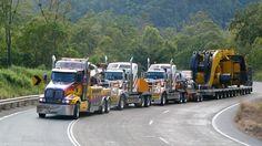 KW heavy haulers