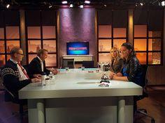 De uitzending van 16 oktober: Een volle tafel vandaag met oa Sabine Uitslag, RTV Oost directeur Marcel Oude Wesselink en Silke Tulk.