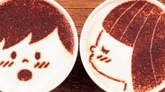 Animation Made With Cups Of Latte_1 – Fubiz™