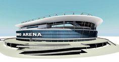 Plarq Arquitetura: Grêmio Arena, Porto Alegre - ARCOweb