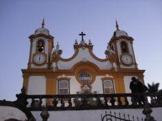 Matriz de Santo Antonio, Tiradentes, Minas Gerais.