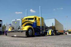 Great Pete Custom Truck.;)