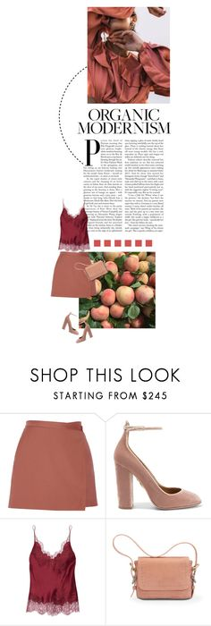 """Untitled #864"" by homeless-drifter ❤ liked on Polyvore featuring Theory, Aquazzura, Carine Gilson and Bill Blass"