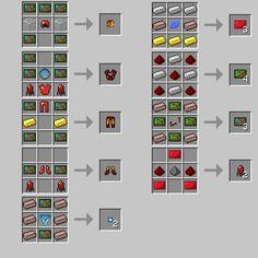 Minecraft crafts to make