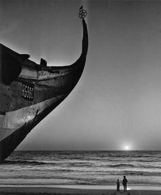 Jean Dieuzaide Aveiro, Portugal, 1954