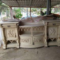 #Antique #furniture for #sale #woodcraft #woodwork de e.stamatiou_artist_portraits
