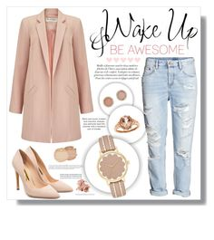 """""""Firenze"""" by teryblueberry ❤ liked on Polyvore featuring Anja, Rupert Sanderson, Kate Spade, WALL, Anika and August, PUR, Michael Kors, Miss Selfridge and Bobbi Brown Cosmetics"""