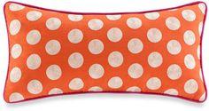 Echo® Design Catalina Polka Dot Oblong Toss Pillow
