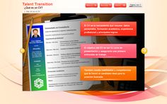 Proyecto eLearning Talent Transition on Behance