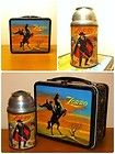 Vintage 1950s Zorro Metal Lunch Box - http://collectibles.goshoppins.com/pinbacks-bobbles-lunchboxes/vintage-1950s-zorro-metal-lunch-box/