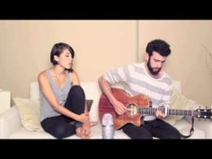 "▶ I Knew This Would Be Love - Kina Grannis & Imaginary Friend - love Kina, love her family, super sweet song. Reminds me of some powerful young ""love"" experiences that didn't work out, but oh, my heart still remembers..."