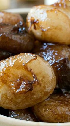 Sweet and Sour Balsamic Glazed Onions
