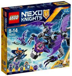 LEGO Nexo Knights 70353 : L'héli-gargouille - Juin 2017