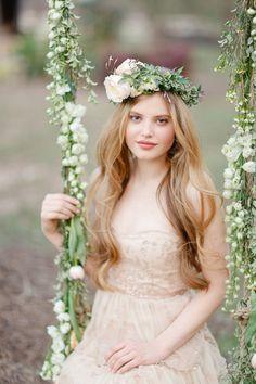 Romantic Spring Wedding Ideas ModelShoot - My Clutter ~ Portfolio, Inspiration, Styling - RENT MY DUST Vintage Rentals - Dallas Fort Worth Texas