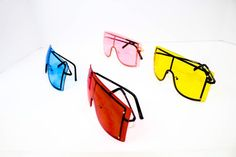Whitney Wide Frame Sunnies