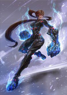 ArtStation - Flamer, Eriko Pedojan