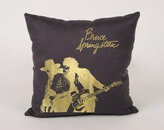 Born to Run Cotton throw Pillow Cover  16x16 18x18 by Daneeyo