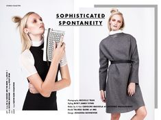 The Simplicity Issue - Sophisticated Spontaneity - 1