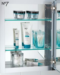 Supercharge your skincare regimen with the No7 Protect & Perfect Intense Advanced skincare system. This daily skincare regimen is designed to help visibly reduce the appearance of lines and wrinkles and promote firm-feeling skin.   Protect & Perfect Intense Day Cream: $24.99 Protect & Perfect Intense Night Cream: $24.99  Protect & Perfect Intense Advanced Anti Aging Serum Tube: $29.99  Protect & Perfect Intense Advanced Body Serum: $22.99  Protect & Perfect Intense Eye Cream: $21.99