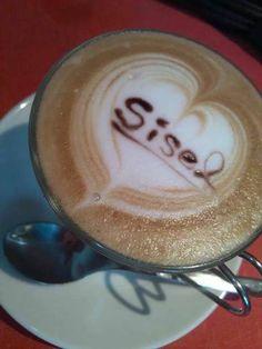 SISEL Kaffé...#siselkaffe #sisel
