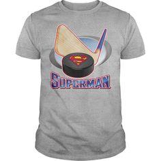 Superman Hockey Stick