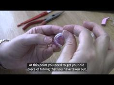 How to change the tubing in your deaf child's hearing aids