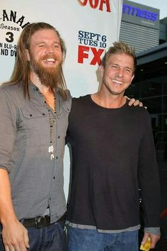 Opie and Kozik- Two of my favorite Sons