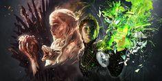 Theories and Speculations on events in Season 7 of Game of Thrones, involving Arya Stark, Daenerys Targaryen, Jon Snow...